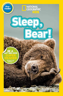 Cover for Sleep, Bear!