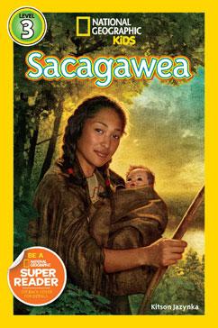 Cover for Sacagawea