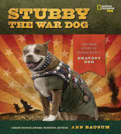 Cover for Stubby the War Dog