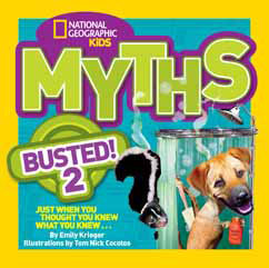Cover for Myths Busted! 2