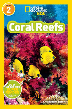 Cover for Coral Reefs