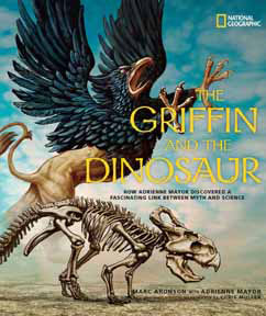 Cover for The Griffin and the Dinosaur