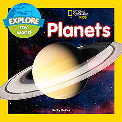 Cover for Explore My World Planets