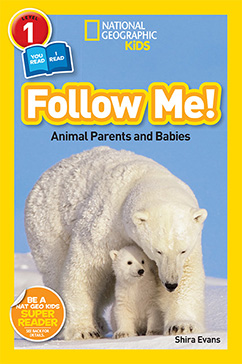 Cover for National Geographic Readers: Follow Me