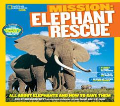 Cover for Elephant Rescue