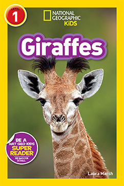 Cover for National Geographic Readers: Giraffes
