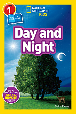 Cover for National Geographic Readers: Day and Night
