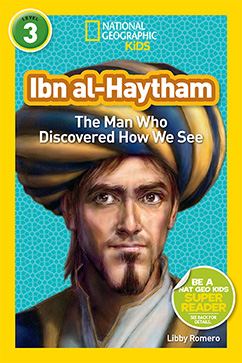 Cover for National Geographic Readers: Ibn al-Haytham