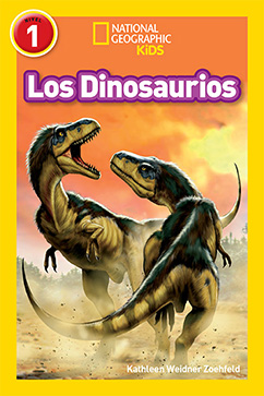 Cover for National Geographic Readers: Los Dinosaurios (Dinosaurs)