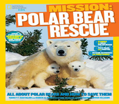 Cover for Polar Bear Rescue