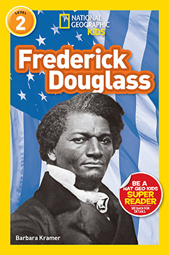 Cover for National Geographic Readers: Frederick Douglass