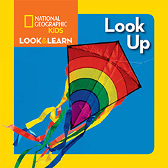Cover for National Geographic Kids Look and Learn: Look Up