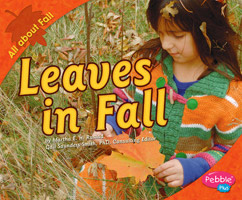 Cover for Leaves in Fall