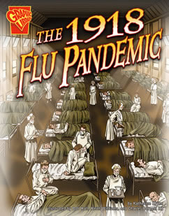 Cover for 1918 Flu Pandemic