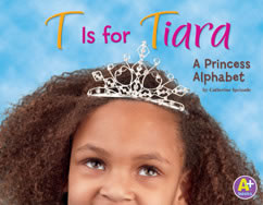 Cover for T Is for Tiara