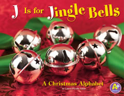Cover for J Is for Jingle Bells