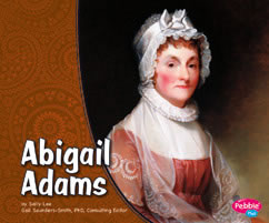 Cover for Abigail Adams