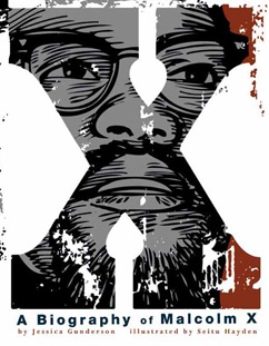 Cover for X:  A Biography of Malcolm X