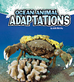 Cover for Ocean Animal Adaptations