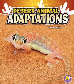Cover for Desert Animal Adaptations