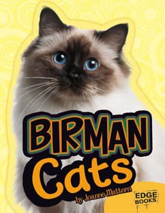 Cover for Birman Cats