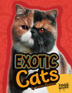 Cover for Exotic Cats