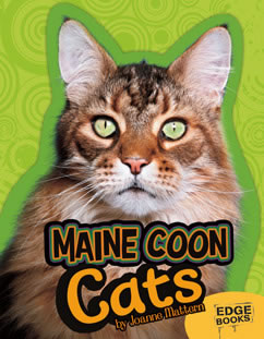 Cover for Maine Coon Cats