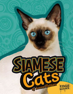 Cover for Siamese Cats