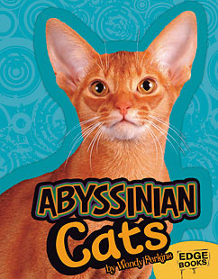 Cover for Abyssinian Cats