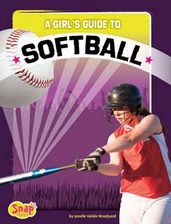 Cover for A Girl's Guide to Softball