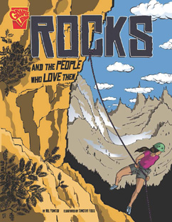 Cover for Rocks and the People Who Love Them