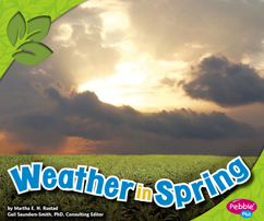 Cover for Weather in Spring