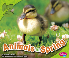 Cover for Animals in Spring
