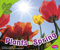 Cover for Plants in Spring