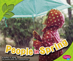 Cover for People in Spring
