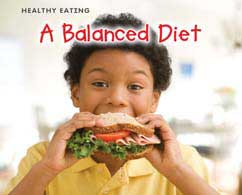 Cover for A Balanced Diet