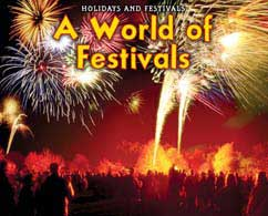 Cover for A World of Festivals