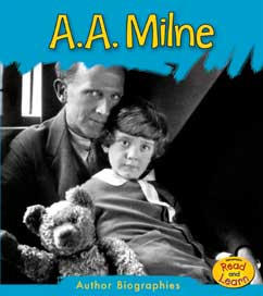 Cover for A. A. Milne