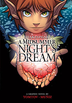 Cover for A Midsummer Night's Dream