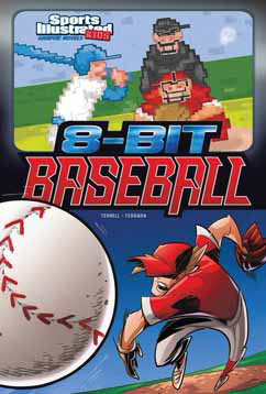 Cover for 8-Bit Baseball