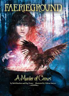 Cover for A Murder of Crows
