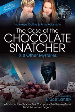 Cover for CYSM 2-The Case of the Chocolate Snatcher