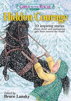 Cover for GTR 3-Hidden Courage