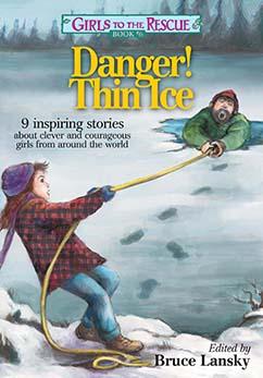 Cover for GTR 6-Danger! Thin Ice