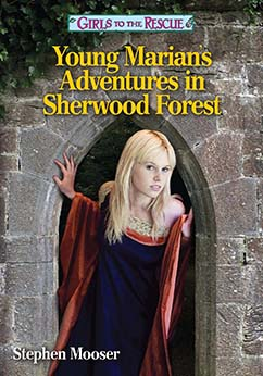 Cover for GTR-Young Marian's Adventures in Sherwood Forest