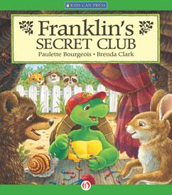 Cover for Franklin's Secret Club