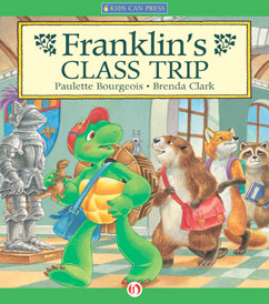 Cover for Franklin's Class Trip