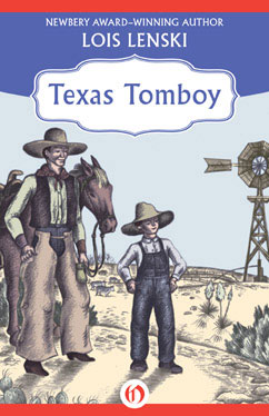 Cover for Texas Tomboy