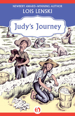 Cover for Judy's Journey