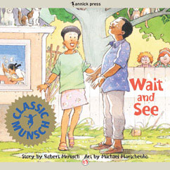 Cover for Wait and See